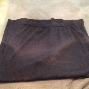 Worthington Skirts - Dark gray skirt in size medium